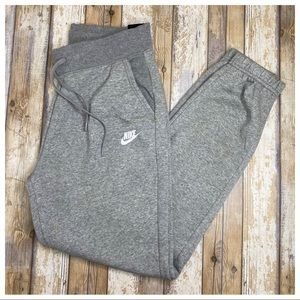 NWT Nike Gray Sweat Pants Women's S